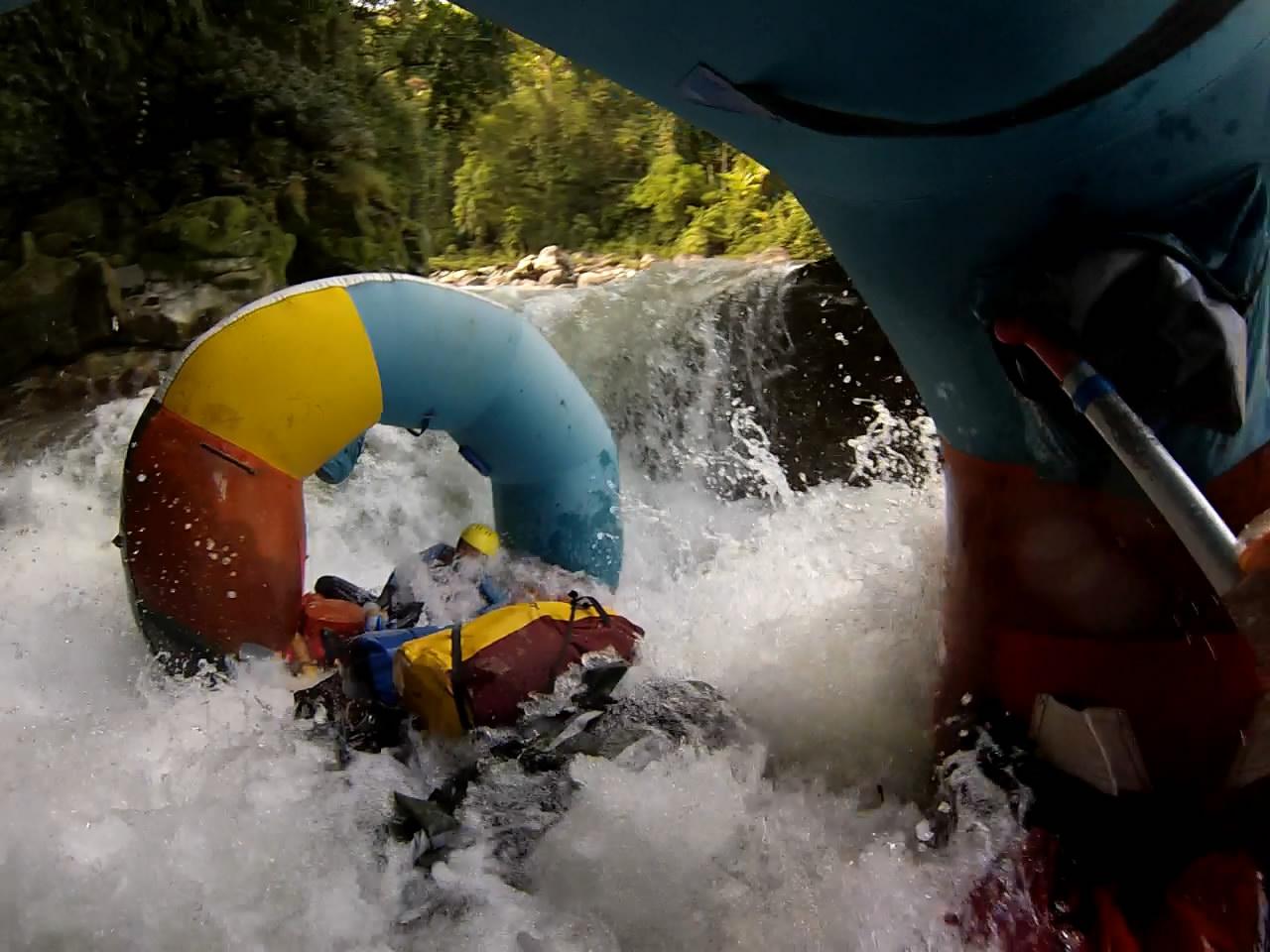 rafting Kurung Arunachal