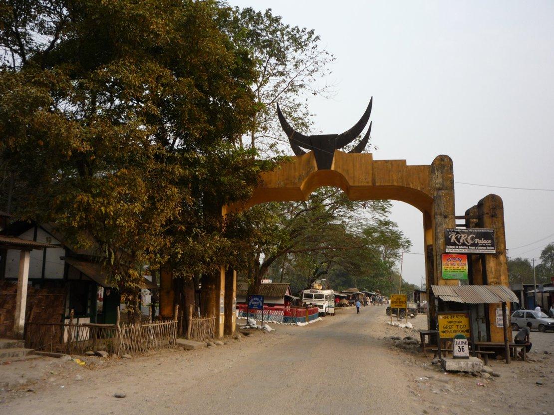 Бхалукпонг