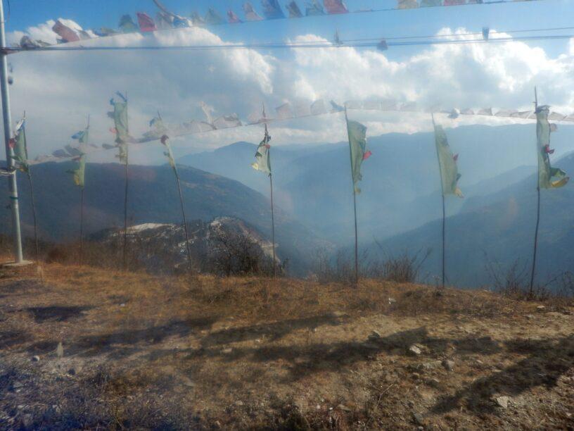 Дорога в Таванг