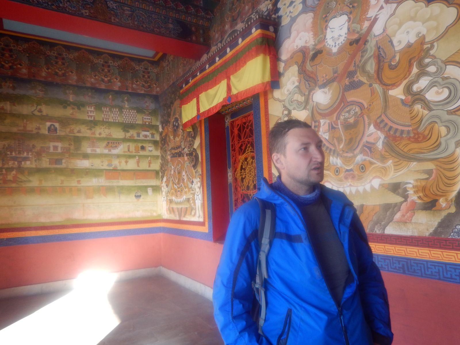 Монастырь Таванга