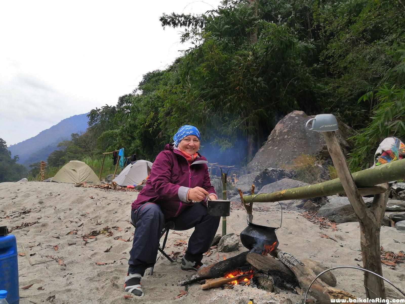 Новогдний тур в Гималаи