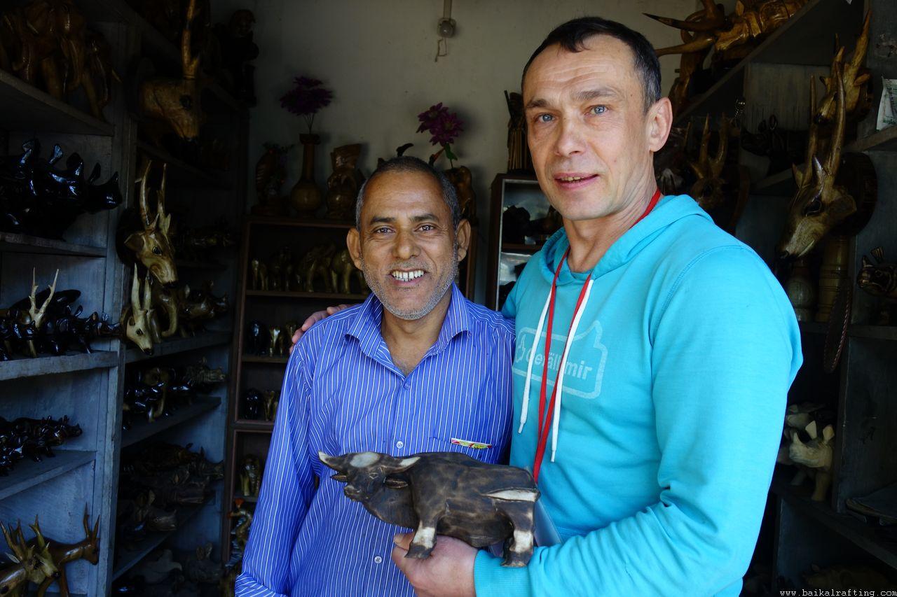 Сувениры казиранги
