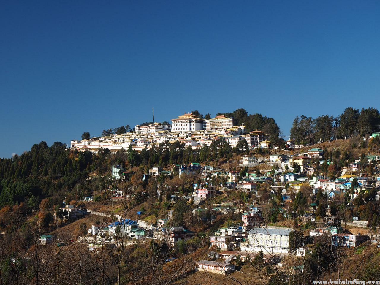Таванг монастырь