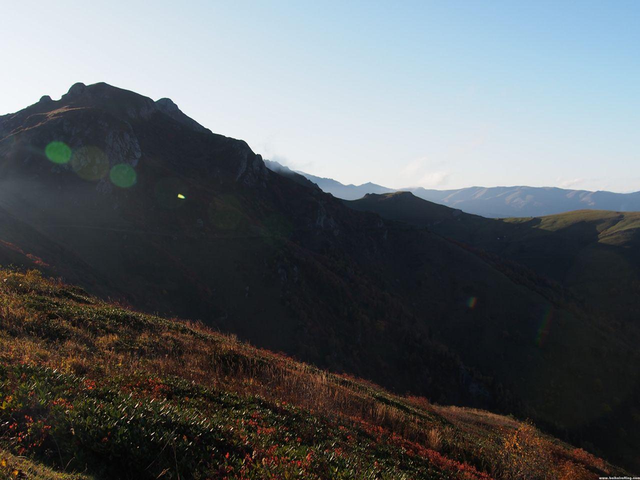 Перевал Зекари. Дидмагол.