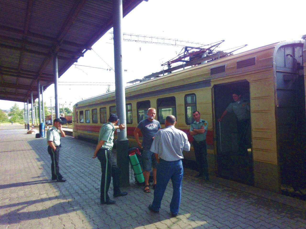 Кутаиси вокзал