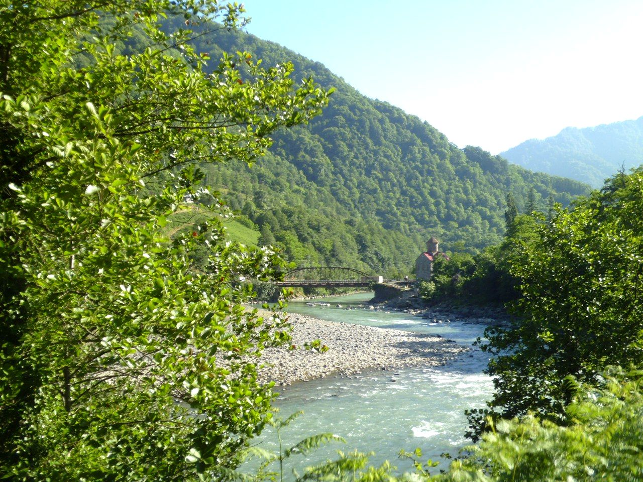 Река Аджарискали
